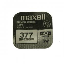 Butonna-bateriq-srebyrna-MAXELL-SR-626-SW-AG4-377-1.55V