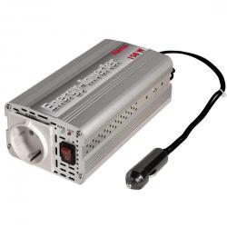 Invertor-HAMA-quot-Earth-Contact-F1-quot-DC-AC-12-220V-150W+USB