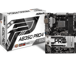ASROCK-AB350-PRO4-AM4
