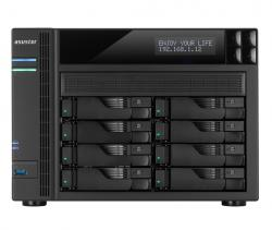 Asustor-AS6208T-8-Bay-NAS-Intel-Celeron-1.6GHz-Quad-Core-up-to-2.24-GHz-2GB-DDR3