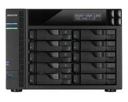 Asustor-AS7010T-10-Bay-NAS-Intel-Core-i3-4330-3.5-GHz-Dual-Core-2GB-DDR3