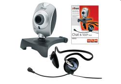 Trust-14667-Slushalki-i-ueb-kamera-Chat-VoIP-Pack-CP-2100