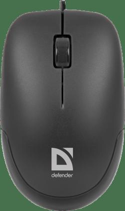 Defender-Mishka-optical-Datum-MM-010-2buttons+wheel-Wired-1000-dpi-Black