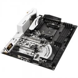 ASROCK-Main-Board-Desktop-AM4-X370-SAM4-4xDDR4-2xPCI-3.0x16-2xPCI-Ex1-