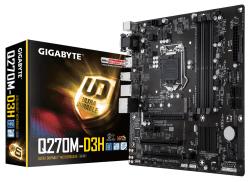 GIGABYTE-Q270M-D3H-socket-1151-4-x-DDR4-rev.-1.0