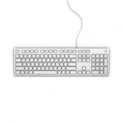 Dell-KB216-Wired-Multimedia-Keyboard-White