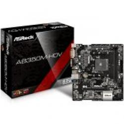 ASROCK-Main-Board-Desktop-AM4-B350-SAM4-2xDDR4-2xPCI-3.0x16-mATX-Retail