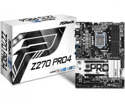 ASROCK-Z270-PRO-4-Socket-1151-ATX-4xDDR4-HDMI