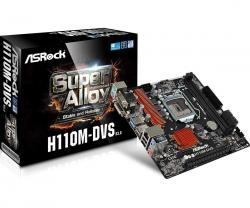 ASROCK-H110M-DVS-R3.0-Socket-1151-Micro-ATX-DDR4