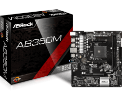 ASROCK-AB350M