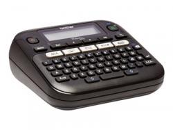 P-Touch-Labelling-System-BROTHER-PTD210-Desktop-QWERTY-keyboard