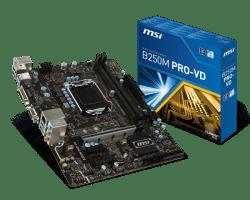 MSI-B250M-PRO-VD-LGA1151