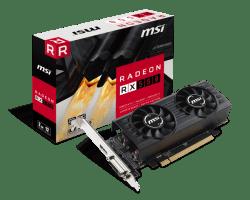 MSI-RADEON-RX-550-2GT-LP-OC