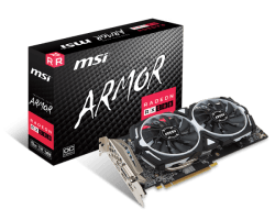 MSI-REDEON-RX-580-ARMOR-8G-OC