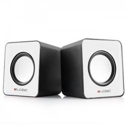 Speaker-Logic-LS-09-USB-White-6W