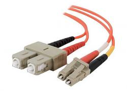 1m-Multi-mod-OM2-50-125-optichen-pach-kabel-LC-UPC-to-SC-UPC-Duplex