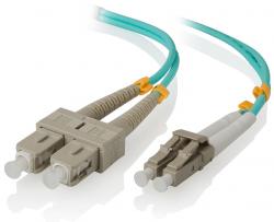 2m-Multi-mod-OM3-50-125-optichen-pach-kabel-LC-UPC-to-SC-UPC-Duplex