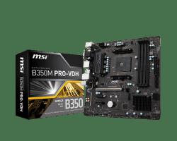 MSI-B350M-PRO-VDH