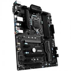 MSI-Main-Board-Desktop-B250-S1151-DDR4-USB3.1-USB2.0-SATA-III-M.2-ATX-Retail