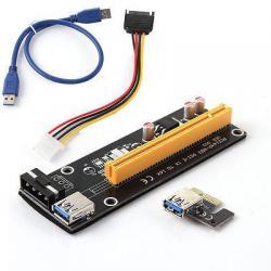 Konvertor-Estillo-Riser-Card-6-Pin-PCI-E-x-1-kym-PCI-E-x16-USB-3.0
