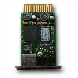 Adapter-AEG-WEB-SNMP-karta-za-vgrazhdane-konektor-RJ45