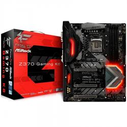 ASROCK-Main-Board-Desktop-Z370-S1151-4xDDR4-3xPCIe-x16-3xPCI-Ex1-ATX-retail