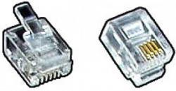 modular-plug-RJ12-6P6C-for-flat-cable
