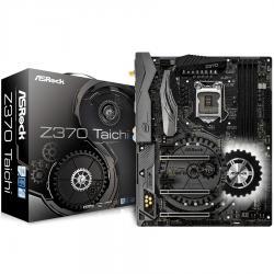 ASROCK-Main-Board-Desktop-Z370-S1151-4xDDR4-3xPCIe-x16-2xPCI-Ex1-ATX-retail