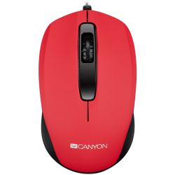 CANYON-Optical-wired-mice-3-buttons-DPI-1000-Red
