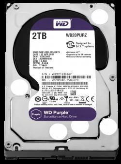 HDD-2TB-WD-Purple-WD20PURZ-64MB-S-ATA3
