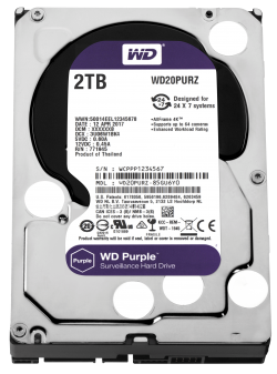 HDD-2TB-WD-Purple-WD20PURZ-64MB-S-ATA3