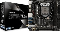 ASROCK-Main-Board-Desktop-Z370-S1151-2xDDR4-1xPCIe-x16-mini-ITX-retail