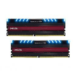 2x16GB-DDR4-3000-Team-Group-Delta-Blue-KIT