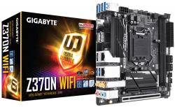 GIGABYTE-Z370N-WIFI-Socket-1151-300-Series-2xDDR4-RGB-Fusion