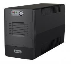 MUSTEK-PowerMust-1000-LED-LI-T10-1000VA-600W-Schuko-shuko-Line-Interactive