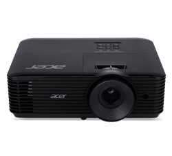 Projector-Acer-X118H-DLP-3D-Ready-HDMI-3D-Resolution-SVGA-800x600-D-sub-RCA