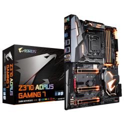 GIGABYTE-Z370-AORUS-Gaming-7-Socket-1151-300-Series-4xDDR4-RGB-Fusion-Dual-Lan
