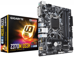 GIGABYTE-Z370M-DS3H-Socket-1151-300-Series-4xDDR4
