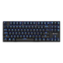 Gejmyrska-klaviatura-Sharkoon-Pure-Writer-TKL-Red
