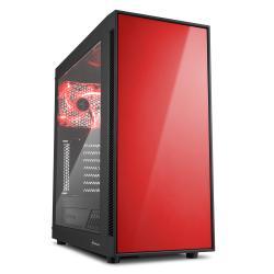 Gejmyrska-kutiq-Sharkoon-AM5-Window-Red