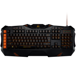 CANYON-CND-SKB3-US-Wired-multimedia-gaming-keyboard-with-lighting-effect