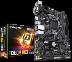 GB-B360M-HD3