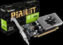 PALIT-Video-Card-GeForce-GT-1030-nVidia-2GB-DDR4-64bit-DVI-D-HDMI