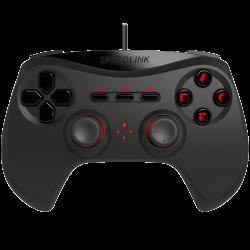 Speedlink-STRIKE-NX-Gamepad-for-PS3-ergonomic-Cable-1.8m-black