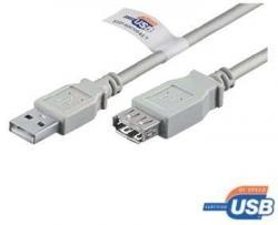 USB-2.0-Udylzhitelen-kabel-USB-A-male-female-Siv-Dylzhina-0.5-metra