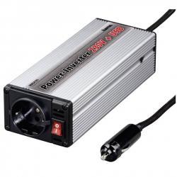 Invertor-12-220V-Hama-54181-150W+USB