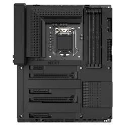 NZXT-N370-Z370-MATTE-BLACK-Socket-1151-300-Series-4xDDR4-CAM-RGB-HUE+