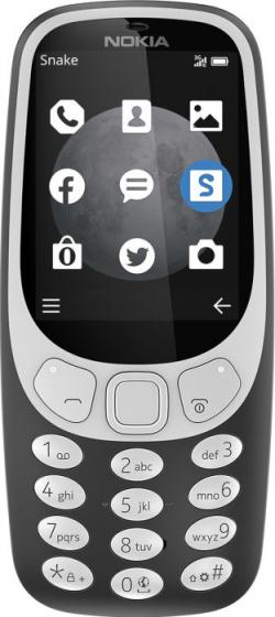 NOKIA-3310-3G-SS-CHARCOAL