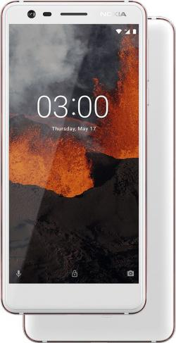 NOKIA-3.1-DS-WHITE