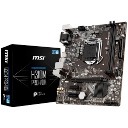MSI-Main-Board-Desktop-H370-S1151-DDR4-USB3.1-USB2.0-SATA-III-mATX-Retail